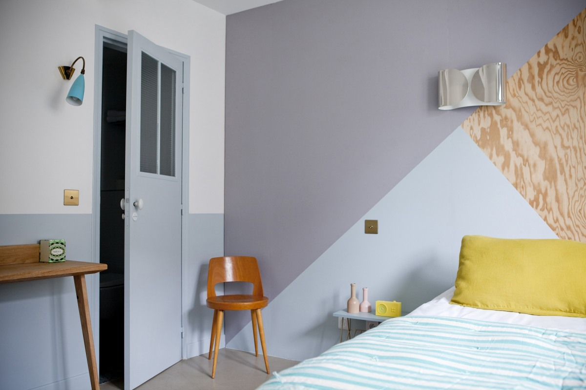 Budget Friendly Boutique Hotel In Paris With Trendy Decor 37