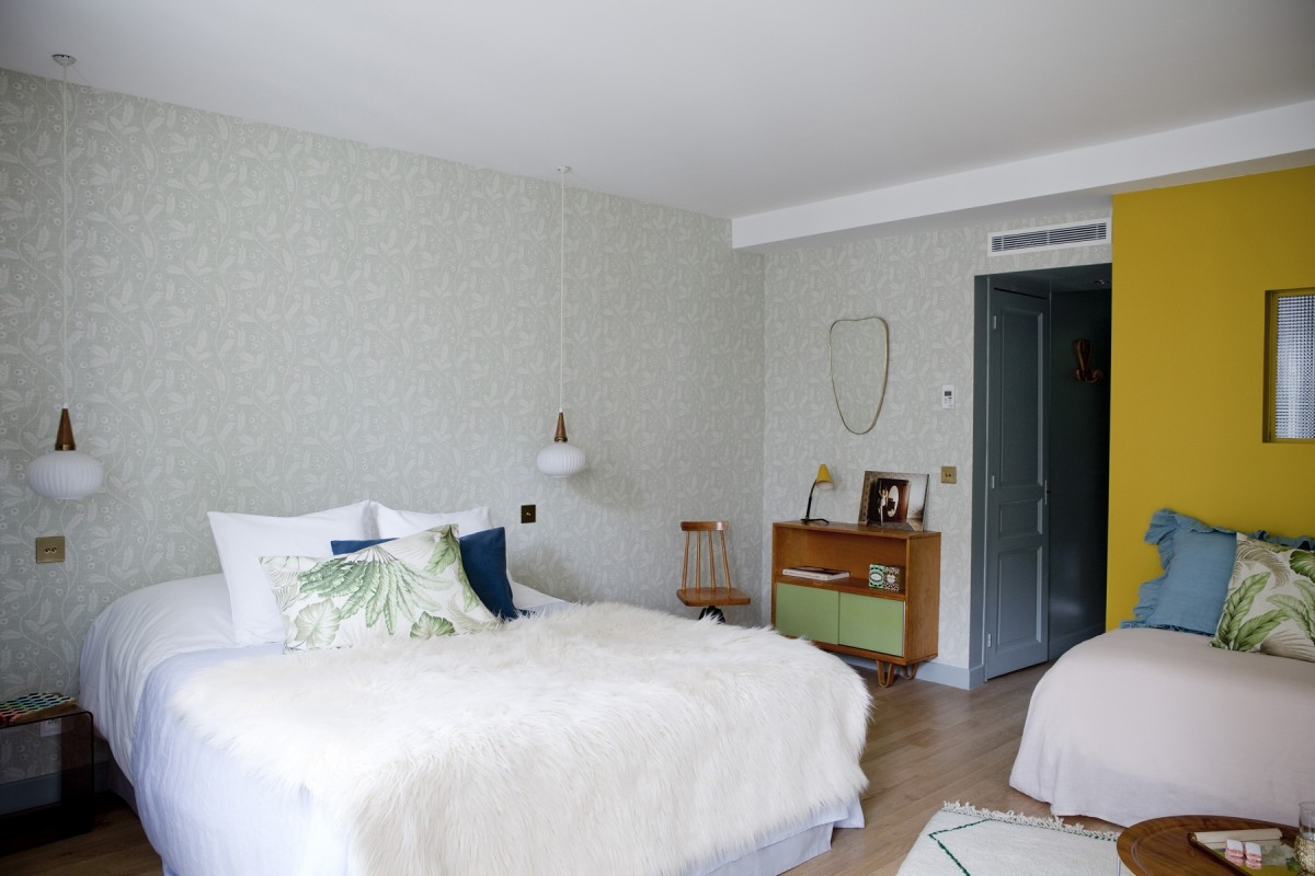 Budget Friendly Boutique Hotel In Paris With Trendy Decor 44