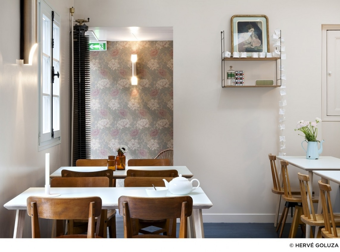 Budget Friendly Boutique Hotel In Paris With Trendy Decor 7
