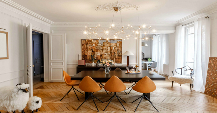 Beautiful French Interiors by Veronique Cotrel 24