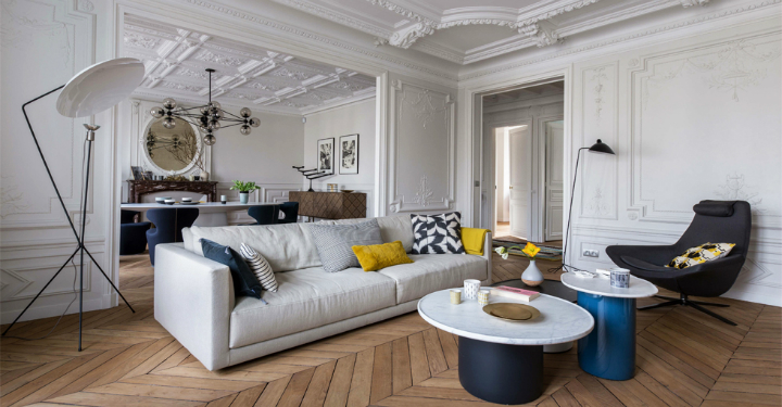 Beautiful French Interiors by Veronique Cotrel 3