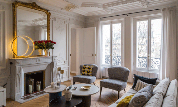 Beautiful French Interiors By Veronique Cotrel Decoholic