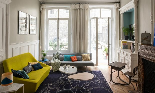 Beautiful French Interiors by Veronique Cotrel