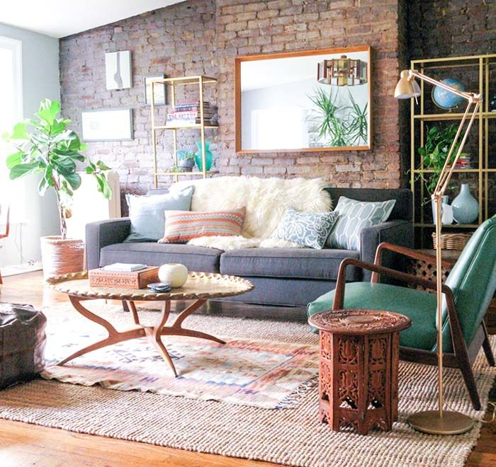 House With a Perfect Layered Lived-in Look