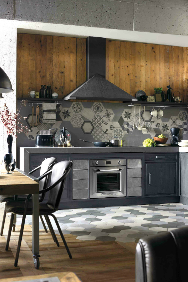 Marchi Cucine presents the new Brera 76 Kitchen Design 3