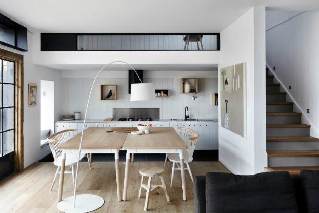 Rural Modern And Chic Interior