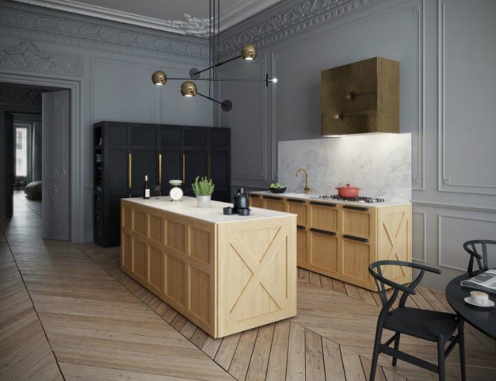 The Essence of a Parisian Apartment 3