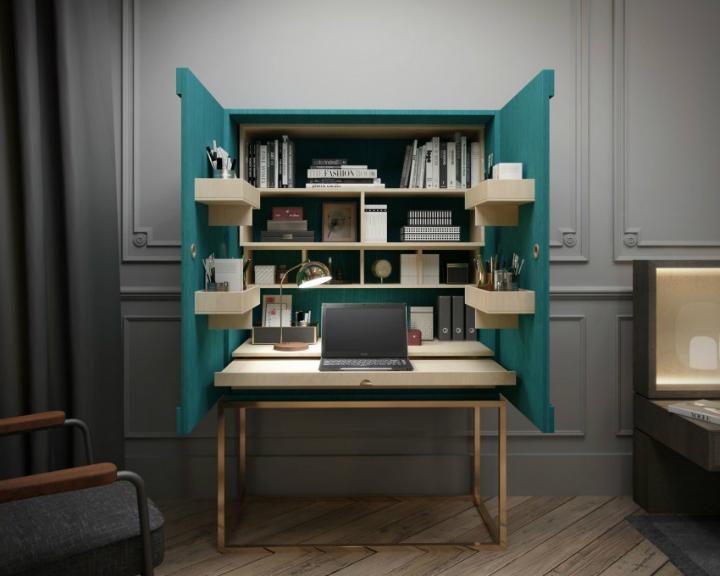 The Essence of a Parisian Apartment 6
