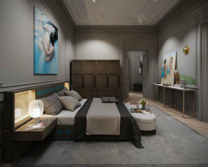 The Essence of a Parisian Apartment 7