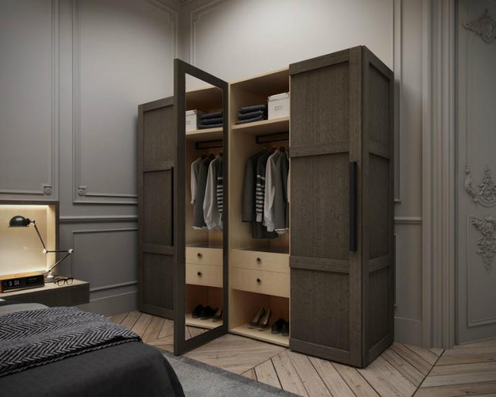 The Essence of a Parisian Apartment 8
