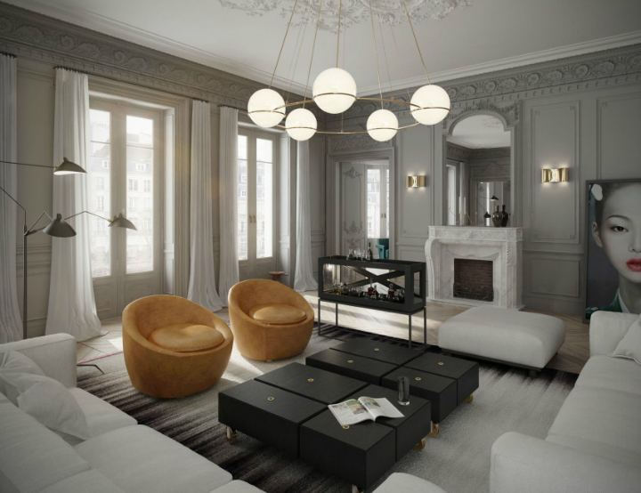 The Essence of a Parisian Apartment