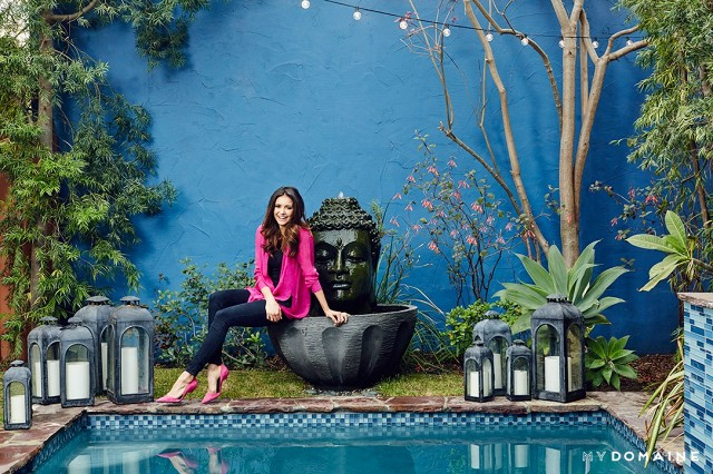 Nina Dobrev's Bright California-Cool Bungalow 20