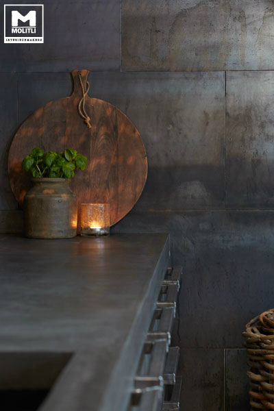 Concrete Kitchen Design 13