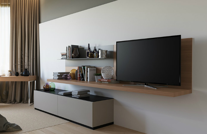 contemporary minimalistic interior design 5