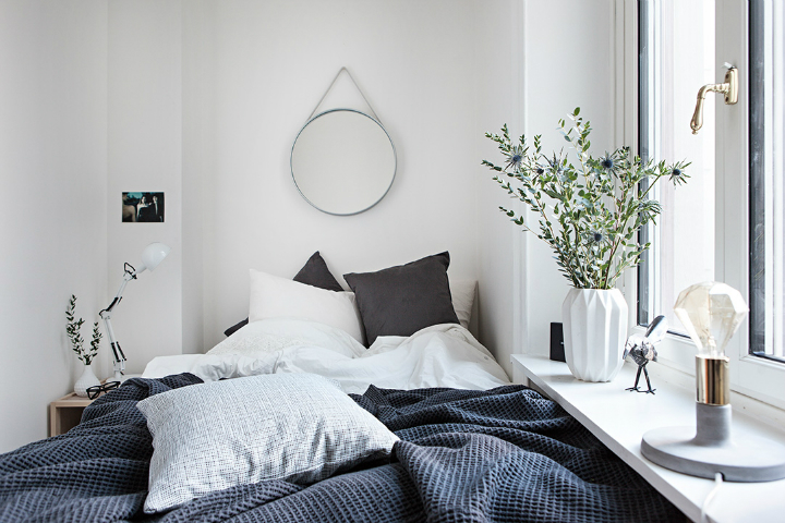 small bedroom tips. 10 Small Bedroom Tips   Decoholic