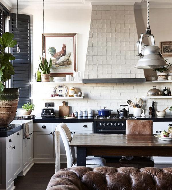 Amazing Apartment With a Sense Of Nostalgia