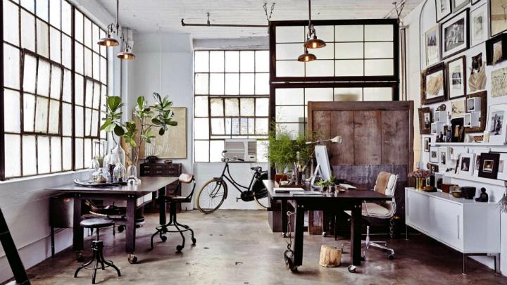 Brooklyn Industrial Loft Apartment 4 The Transformation Of A Run Down Loft  Apartment Decoholic