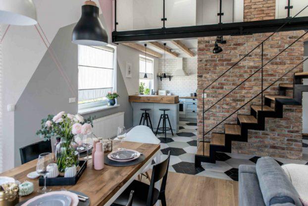 Contemporary apartment by Shoko Design