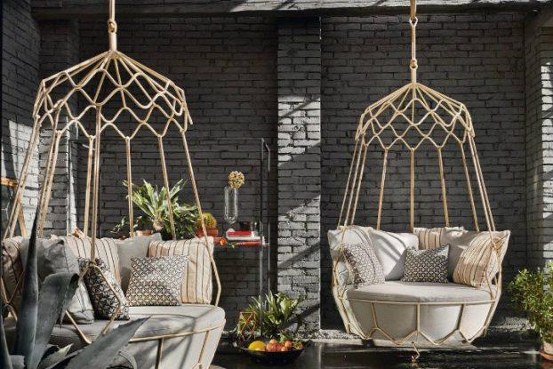 outdoor Gravity swing sofa