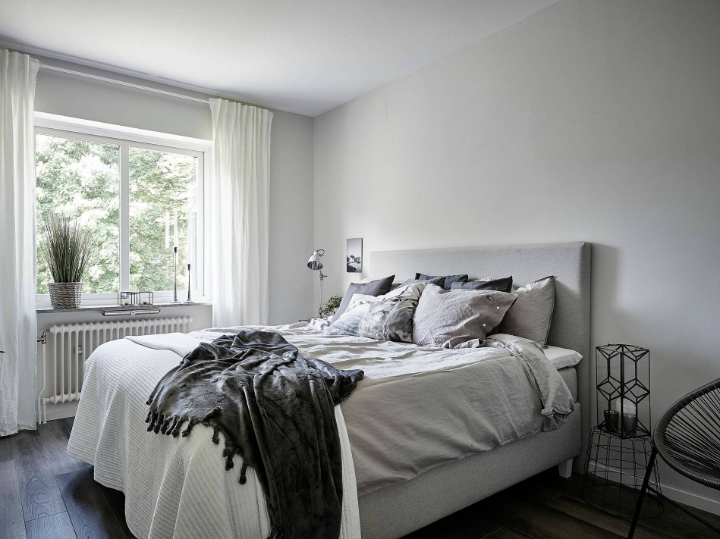 Scandinavian Interior With 1940's Charm 11