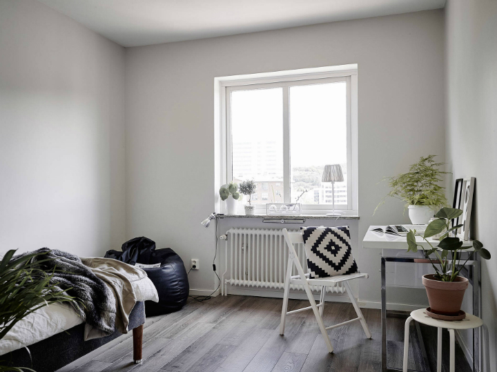 Scandinavian Interior With 1940's Charm 16