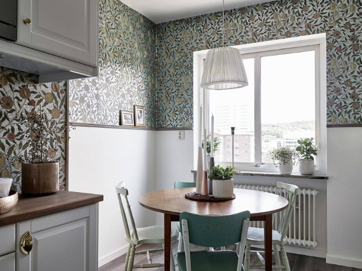 Scandinavian Interior With 1940's Charm 2