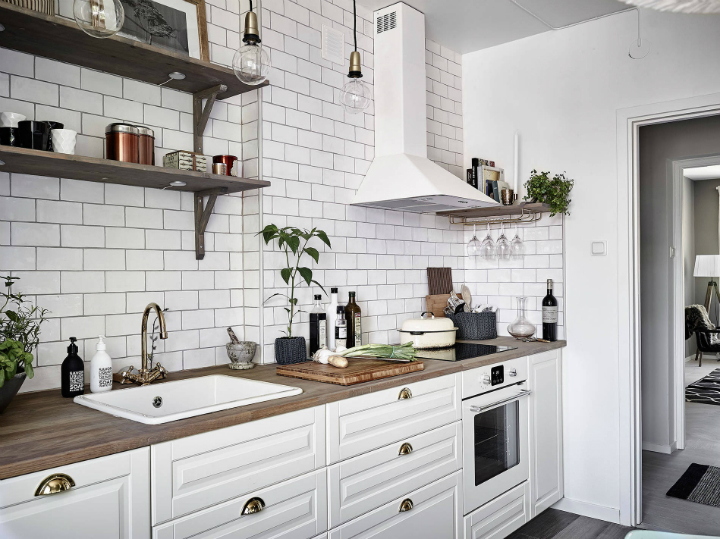 Scandinavian Interior With 1940's Charm 4