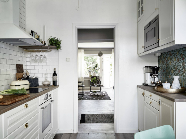 Scandinavian Interior With 1940's Charm 5
