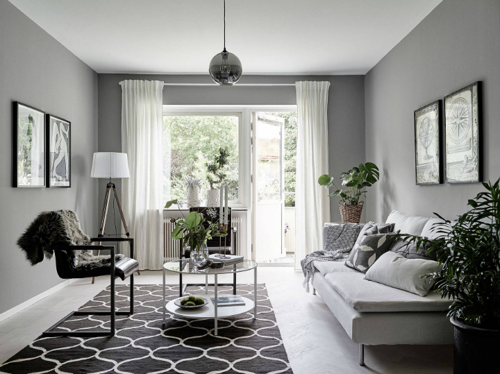 Scandinavian Interior With 1940's Charm 6