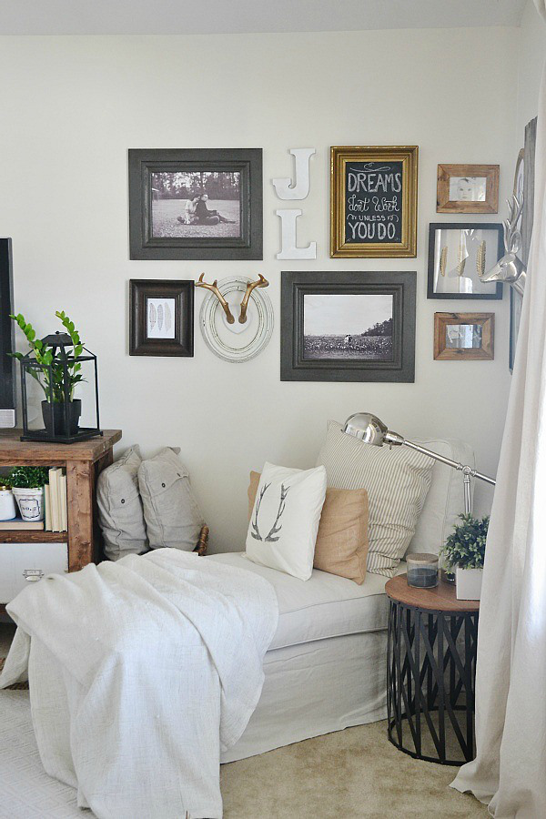 Liz Marie's Cozy Abode and its Creative Décor 4