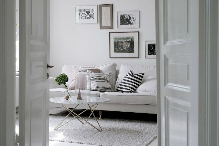 White With Grayish Tones apartment interior 10
