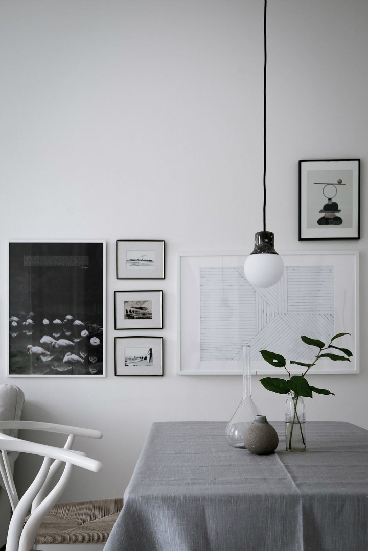 White With Grayish Tones apartment interior 12