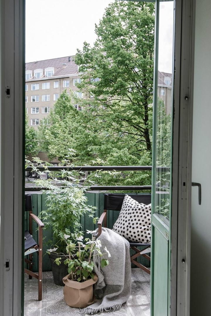 White With Grayish Tones apartment interior 15