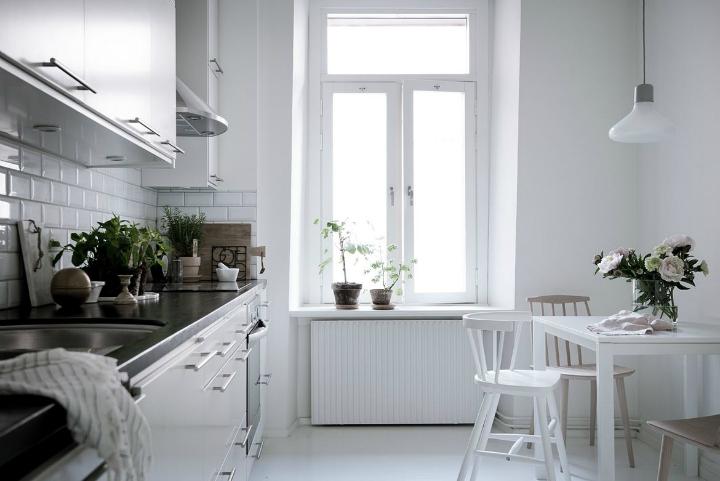 White With Grayish Tones apartment interior 21