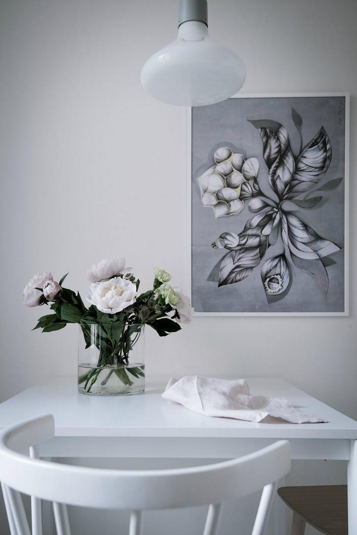 White With Grayish Tones apartment interior 24