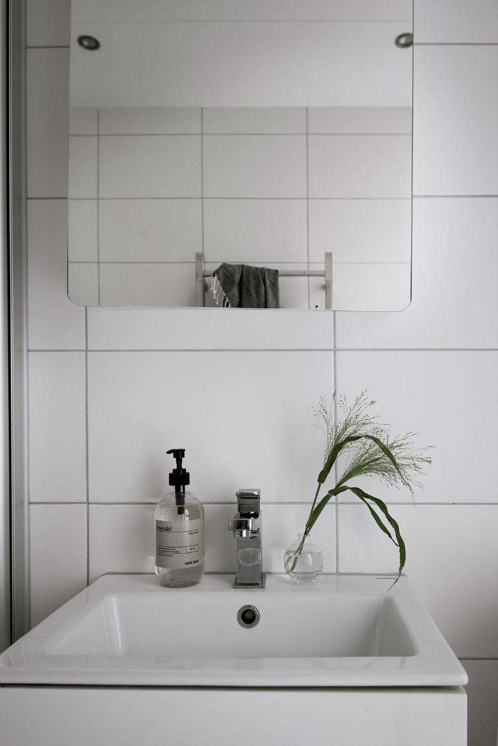 White With Grayish Tones apartment interior 29