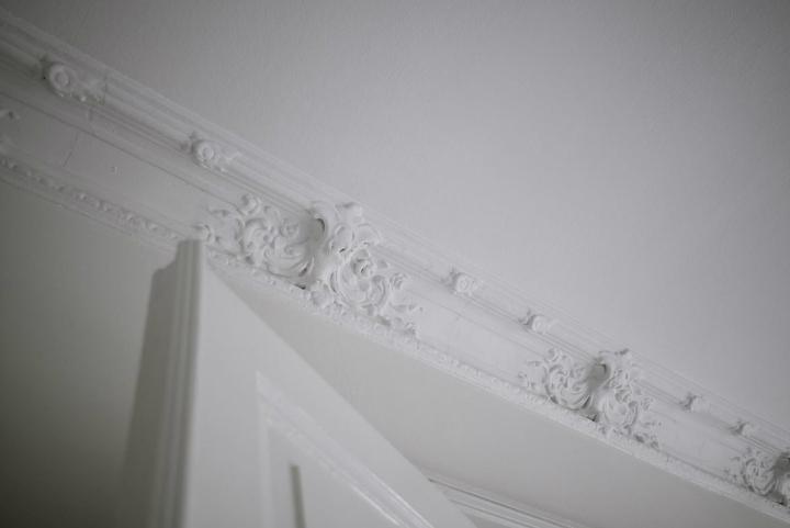 White With Grayish Tones apartment interior 3