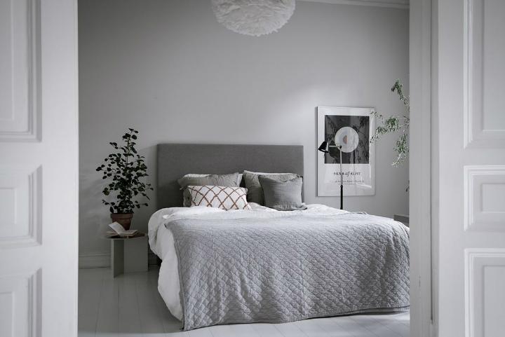 White With Grayish Tones apartment interior 5