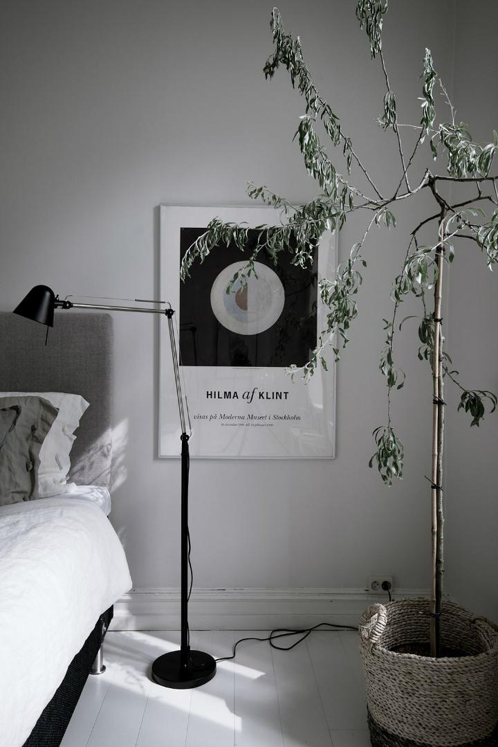 White With Grayish Tones apartment interior 6