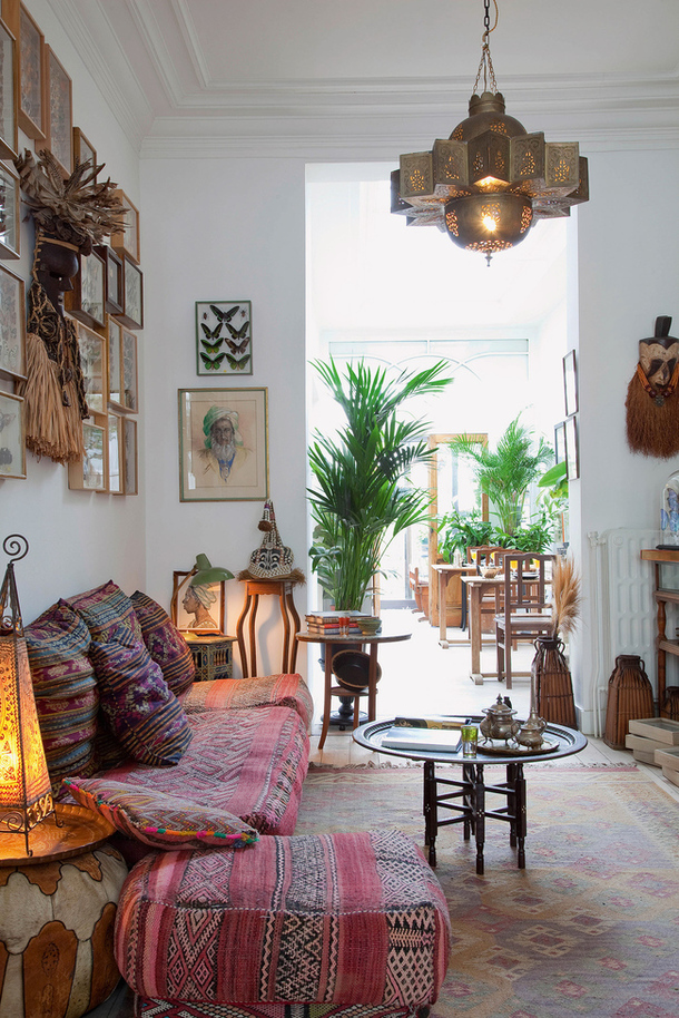26 bohemian living room ideas decoholic 83632
