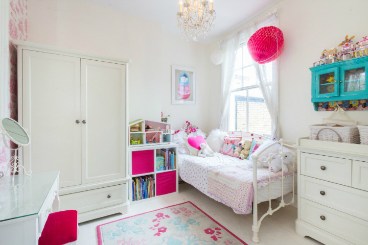 happy modern Victorian home interior 13