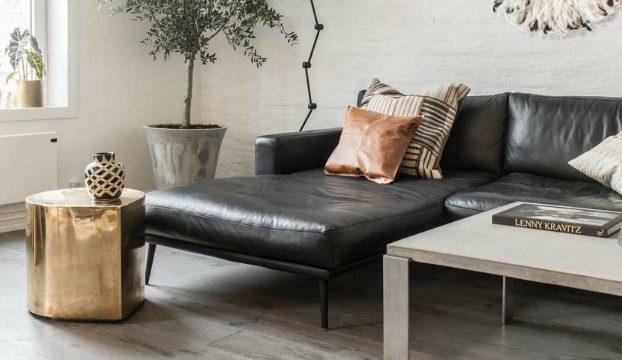modern scandinavian style home interior