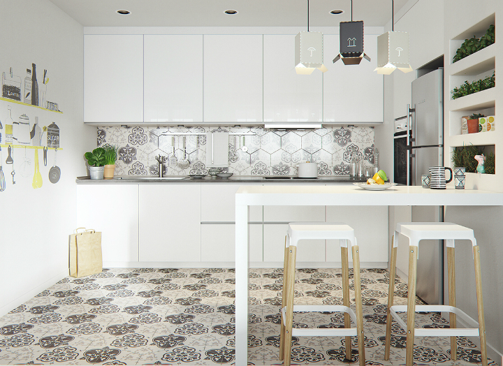apartment with nordic style interior design 5