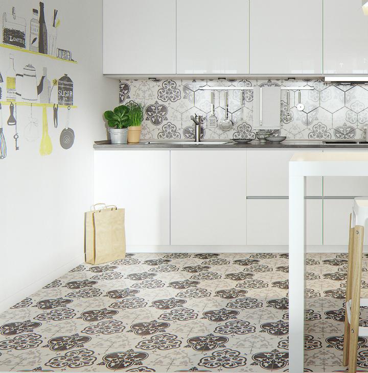 apartment with nordic style interior design 6