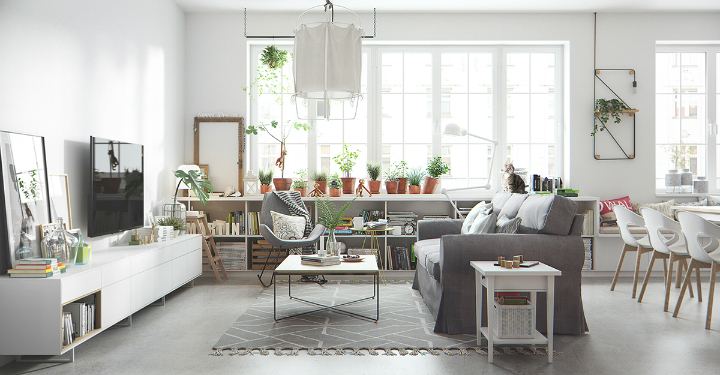 what makes nordic style apartment a popular interior design choice rh decoholic org