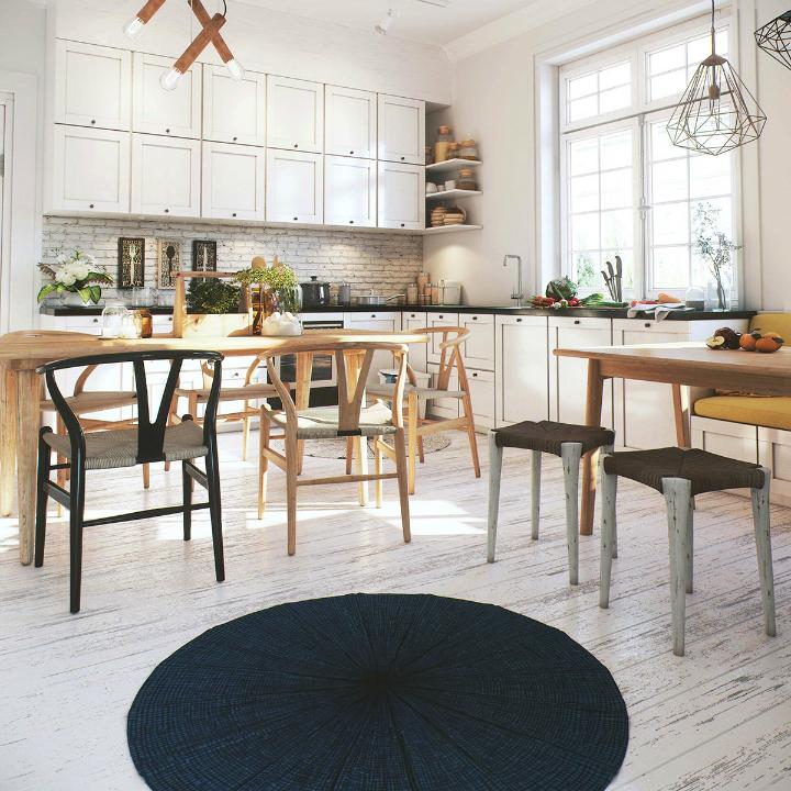 Scandinavian Apartment interior design by image box studio 11