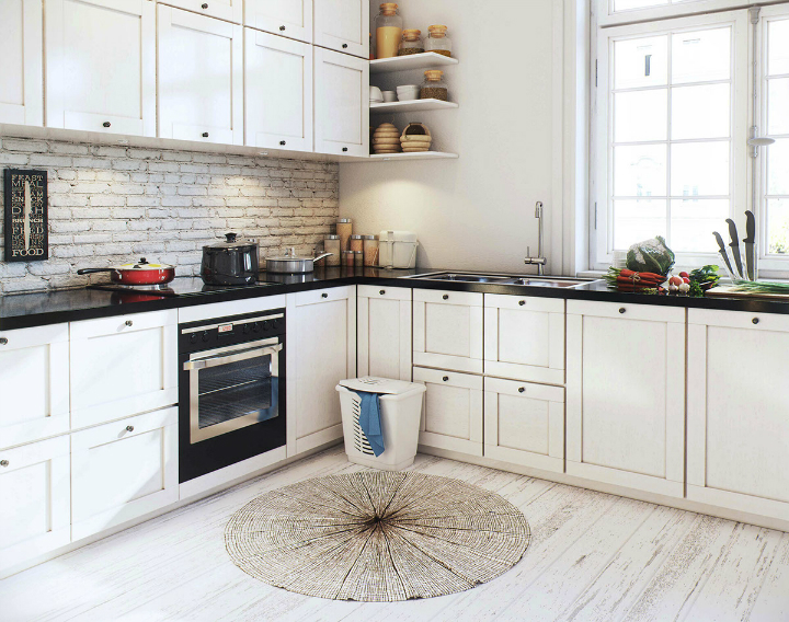 Scandinavian Apartment interior design by image box studio 12