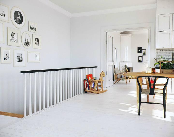 Scandinavian Apartment interior design by image box studio 15