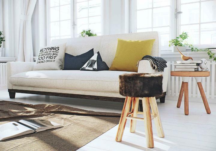 Scandinavian Apartment interior design by image box studio 5