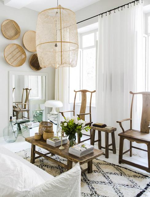 377ft2 Studio Apartment interior design 3